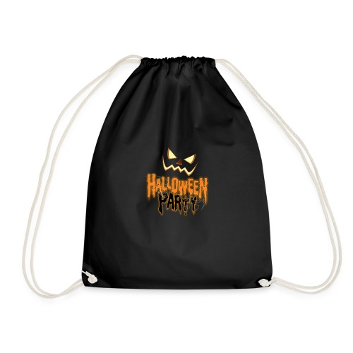 Halloween Party shirt - Drawstring Bag
