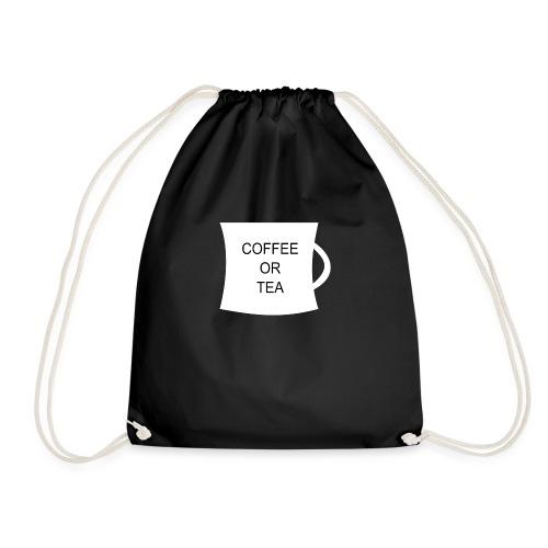 Coffee Or Tea - Gymbag