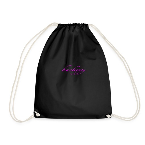 bright logo - Drawstring Bag