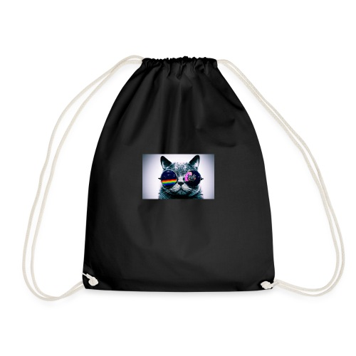 CoolCat - Drawstring Bag