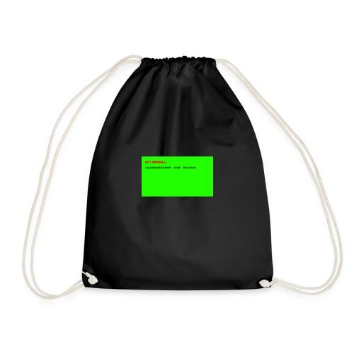 LLAMANATORS = SAVAGE - Drawstring Bag