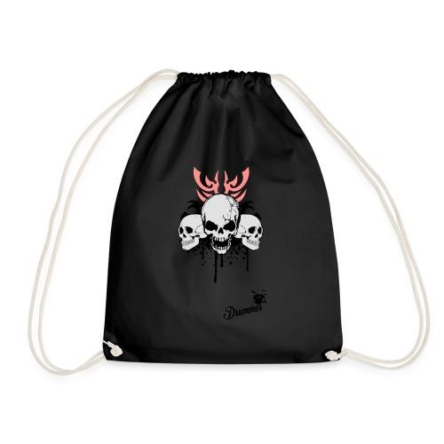 Bloody Skulls - Drawstring Bag
