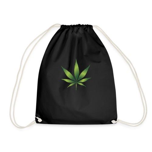 cannabisshirt - Turnbeutel