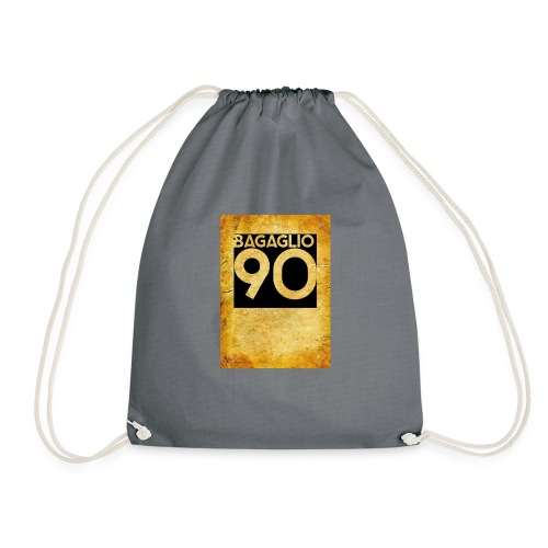 Anni 90 - Sacca sportiva
