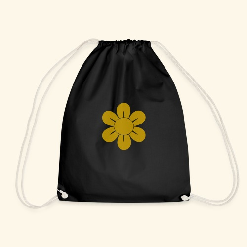 Retro Blomst - Sportstaske