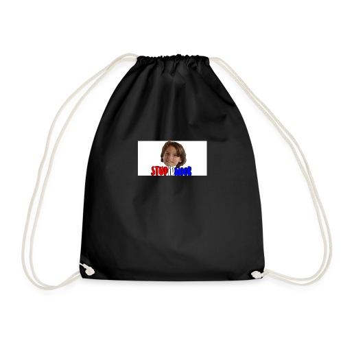 Untitled 1 - Drawstring Bag