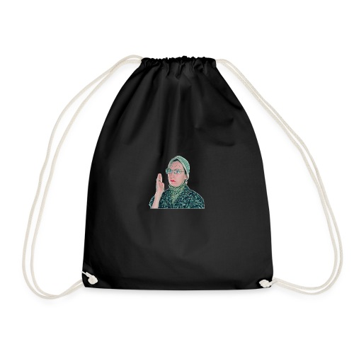 madam1 - Drawstring Bag