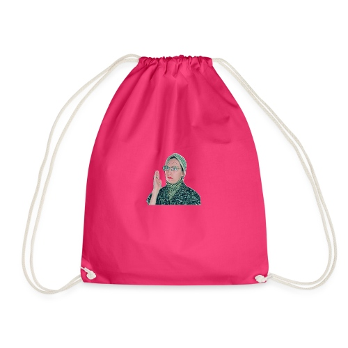 madam1 - Drawstring Bag