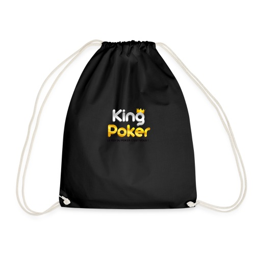 Logo King Poker 2 - Sac de sport léger
