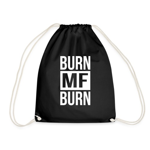 Burn MF Burn - Turnbeutel