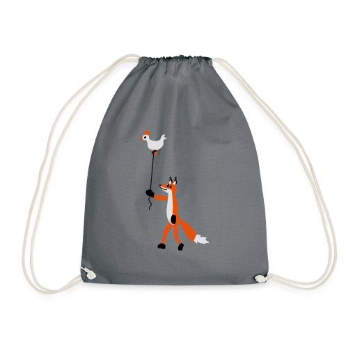Fuchs und Henne - Turnbeutel