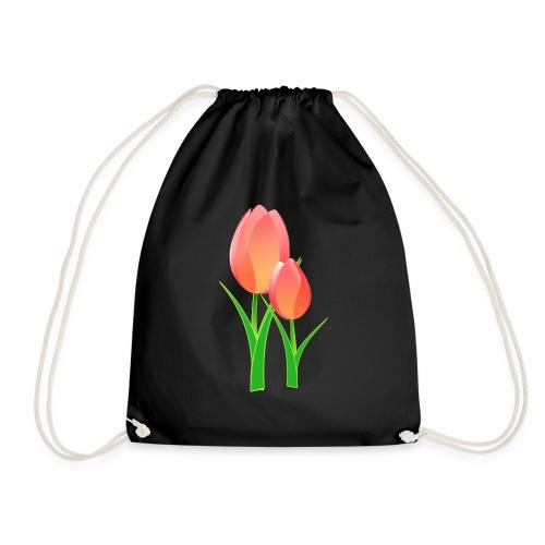 fleur de lotus - Sac de sport léger