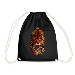 Welcome To The Jungle - Drawstring Bag