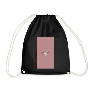 Aesthetic rose - Drawstring Bag