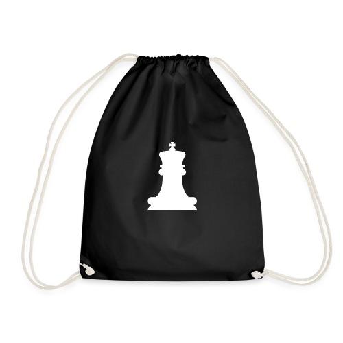 The White King - Drawstring Bag