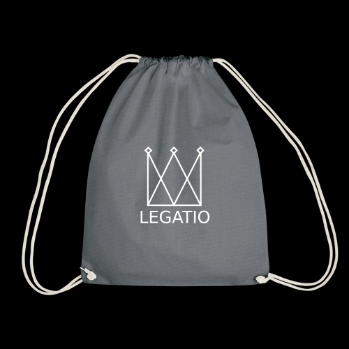 Legatio Plain - Drawstring Bag