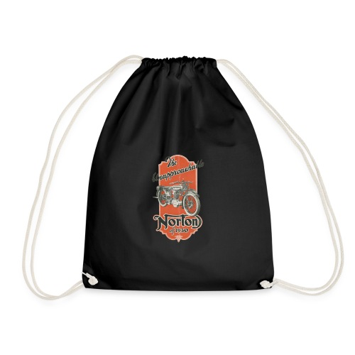 Norton Motorcycles Logo - Drawstring Bag
