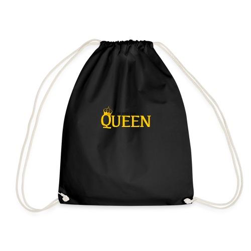 I'm just the Queen - Sac de sport léger