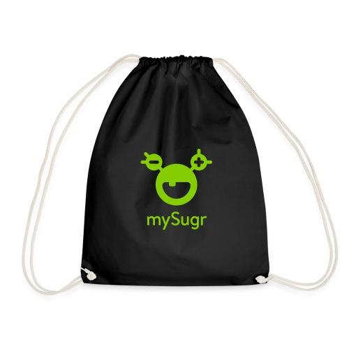 mySugr Tasche - Drawstring Bag
