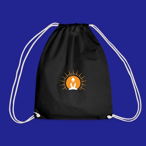 Guramylyfe logo no text - Drawstring Bag