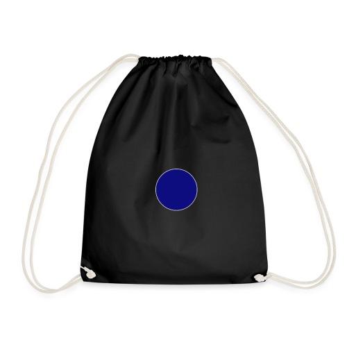 Blauer Kreis - Turnbeutel