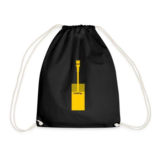 Beer Loading - Drawstring Bag