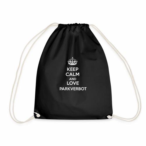 Keep Calm - Turnbeutel