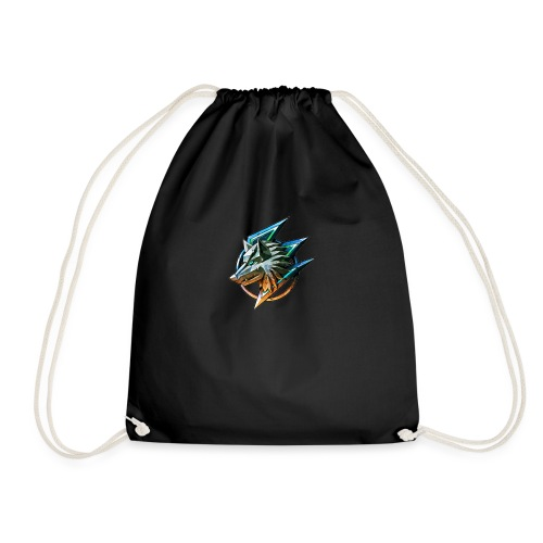 AZ GAMING WOLF - Drawstring Bag