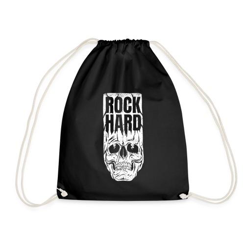rock hard - Gymnastikpåse