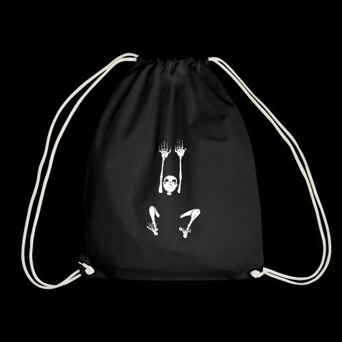Let me out. - Drawstring Bag