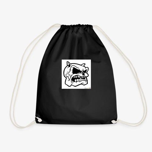 Pit-Skull - Drawstring Bag