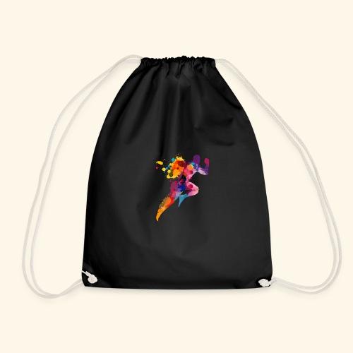 Running colores - Mochila saco