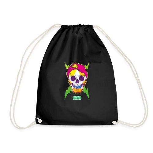 Ptb skullhead - Drawstring Bag