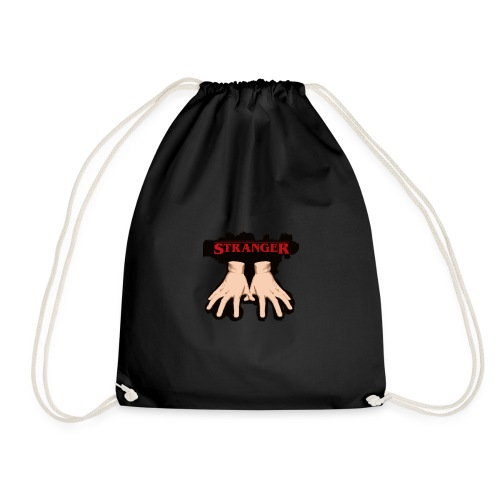 Stranger 'Addams Family' Things - Drawstring Bag