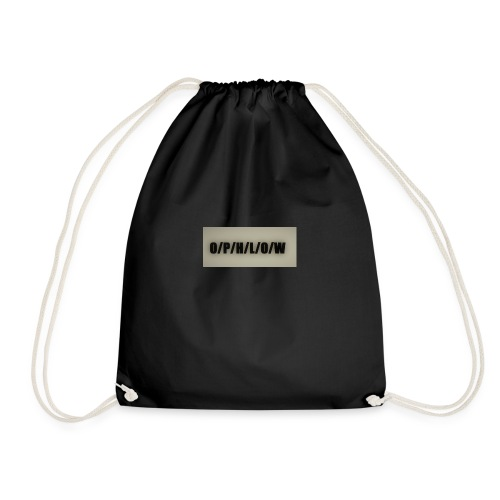 Ophlow Mens T-shirt - Drawstring Bag