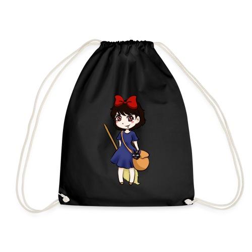 Chibi Kiki - Drawstring Bag