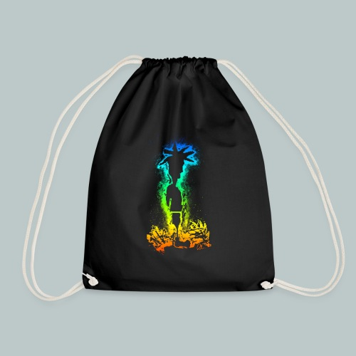 SIDESHOW TERRY IN COLOUR - Drawstring Bag