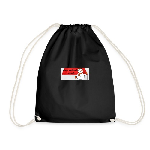 dans unlimeted merch - Drawstring Bag