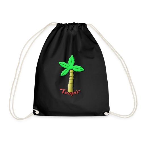 Tropic Palm - Gymbag