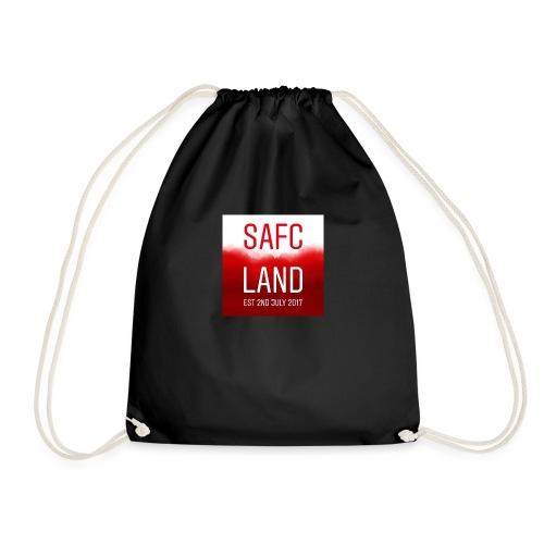 Safc_land logo - Drawstring Bag