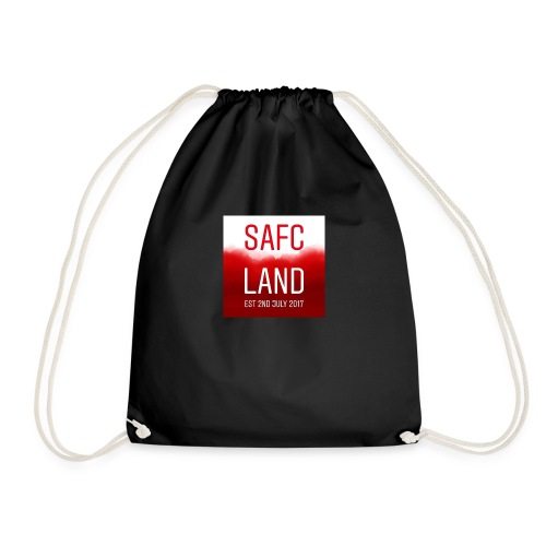 Safc_land logo - Drawstring Bag