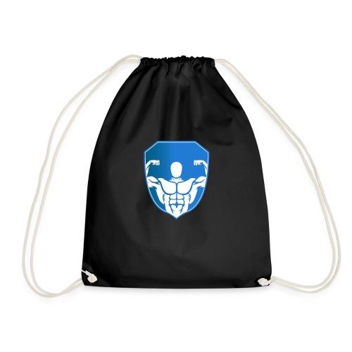 loyal athlete - Drawstring Bag