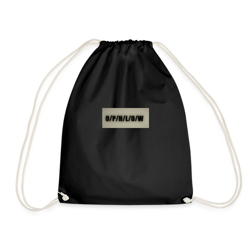 Ophlow Mens T-shirt - Drawstring Bag