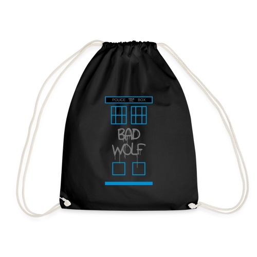 Doctor Who Bad Wolf - Sacca sportiva