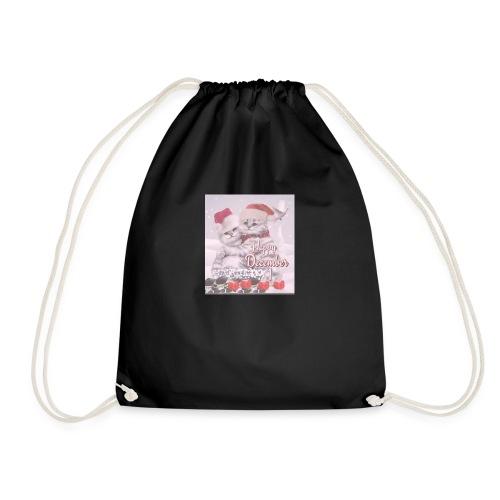 Merry Christmas everyone - Drawstring Bag