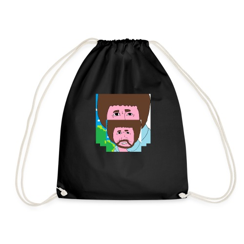 Bob Ross - Drawstring Bag
