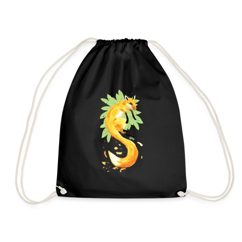 Spring of Fox - Drawstring Bag