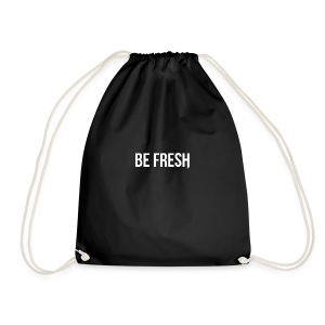 Be Fresh Snapback - Gymtas