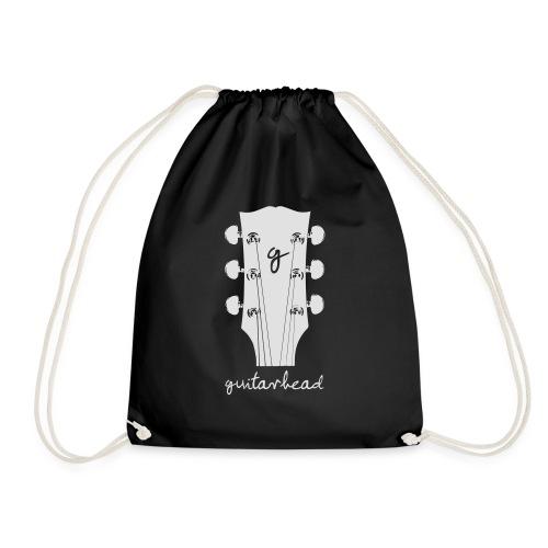 guitarhead - Turnbeutel