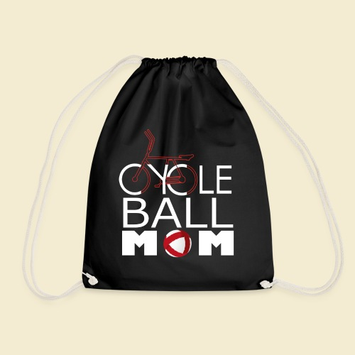 Radball | Cycle Ball Mom - Turnbeutel